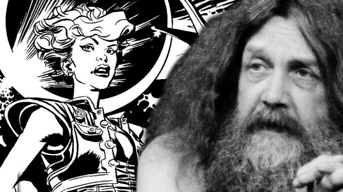 Halo Jones Alan Moore