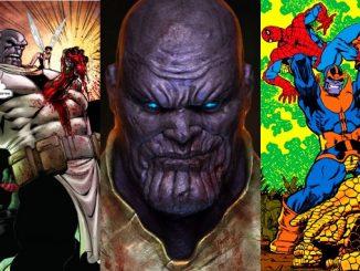combats Thanos