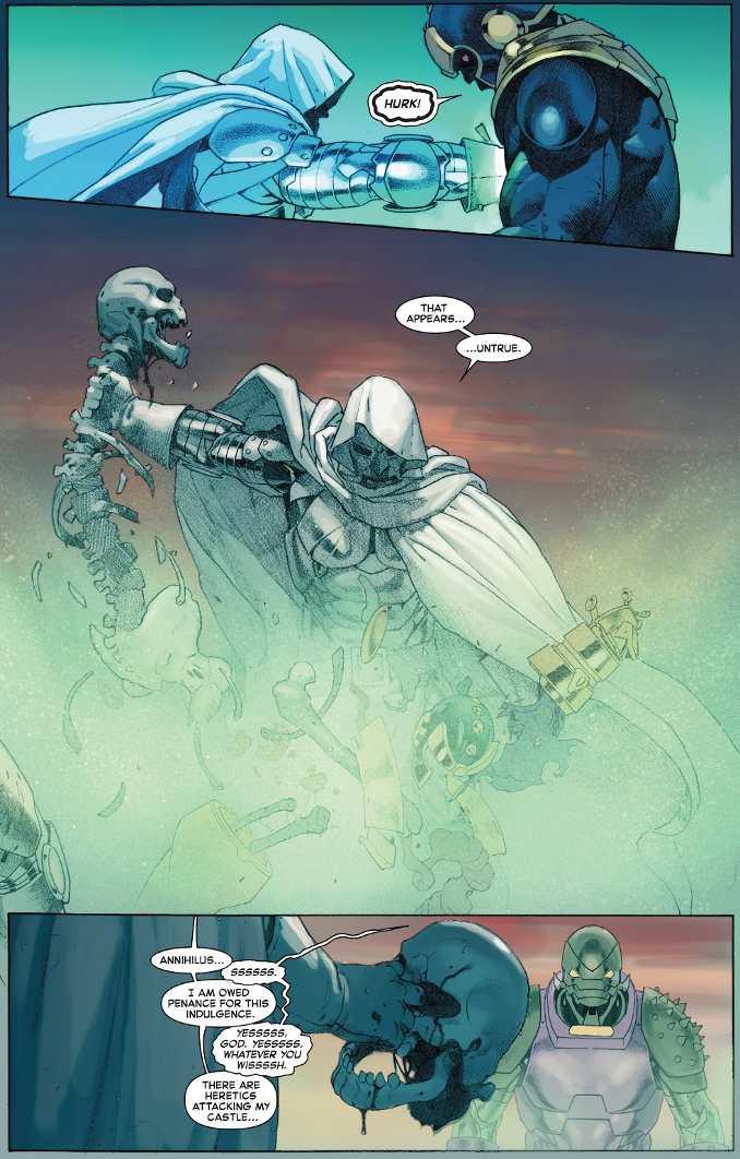 Thanos combat fatalis
