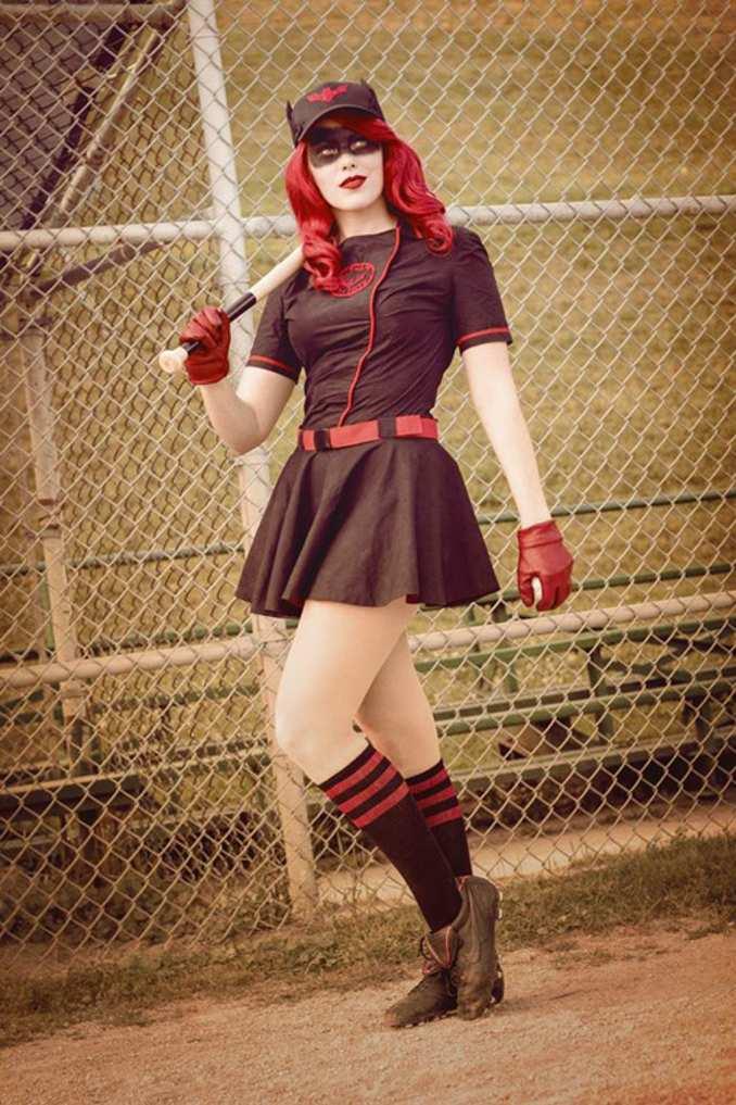 batwoman bombshell cosplay gillykins