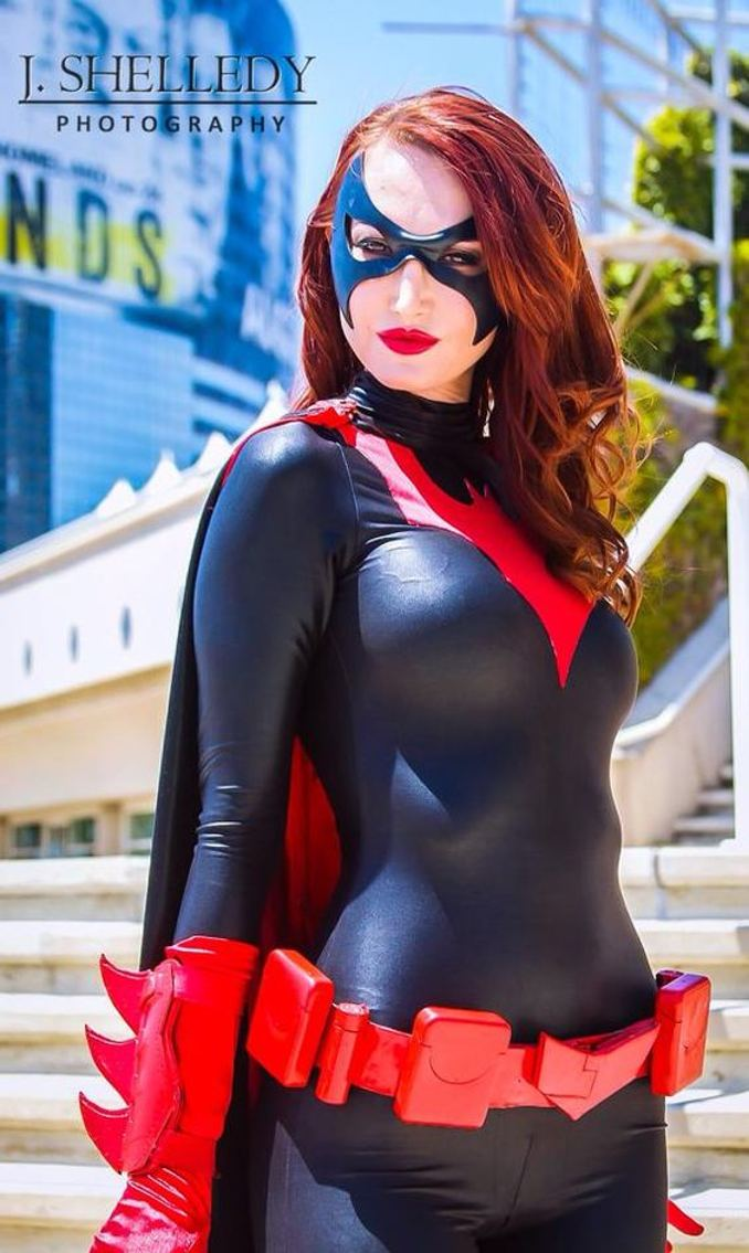 cosplay kate kane kendra james
