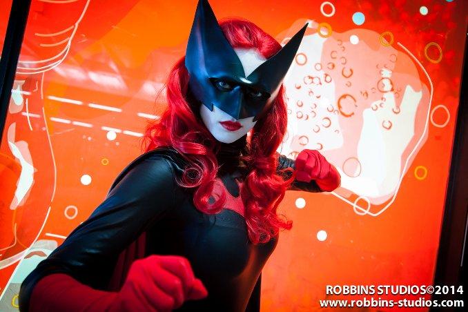 batwoman cosplay koneko
