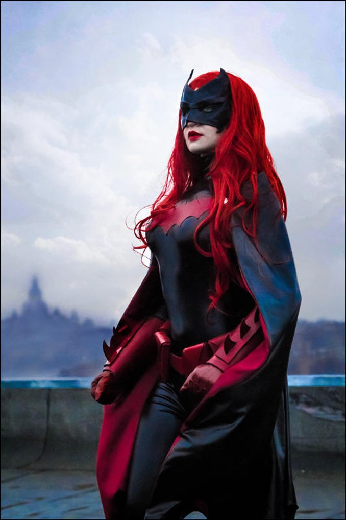 batwoman cosplay love-squad