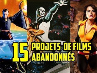 films comics abandonnés
