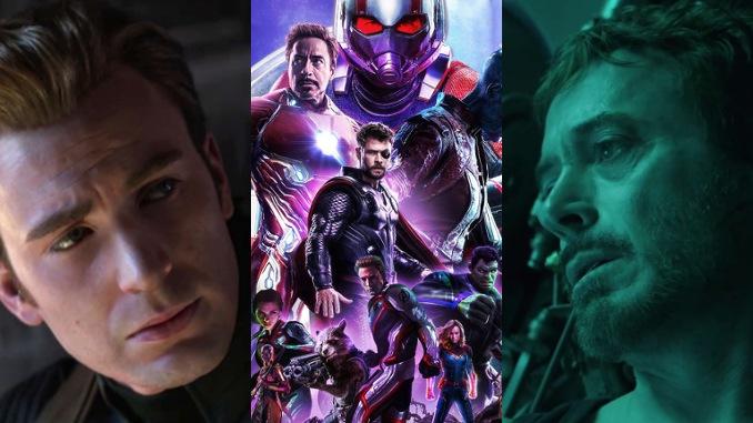 Avengers endgame questions