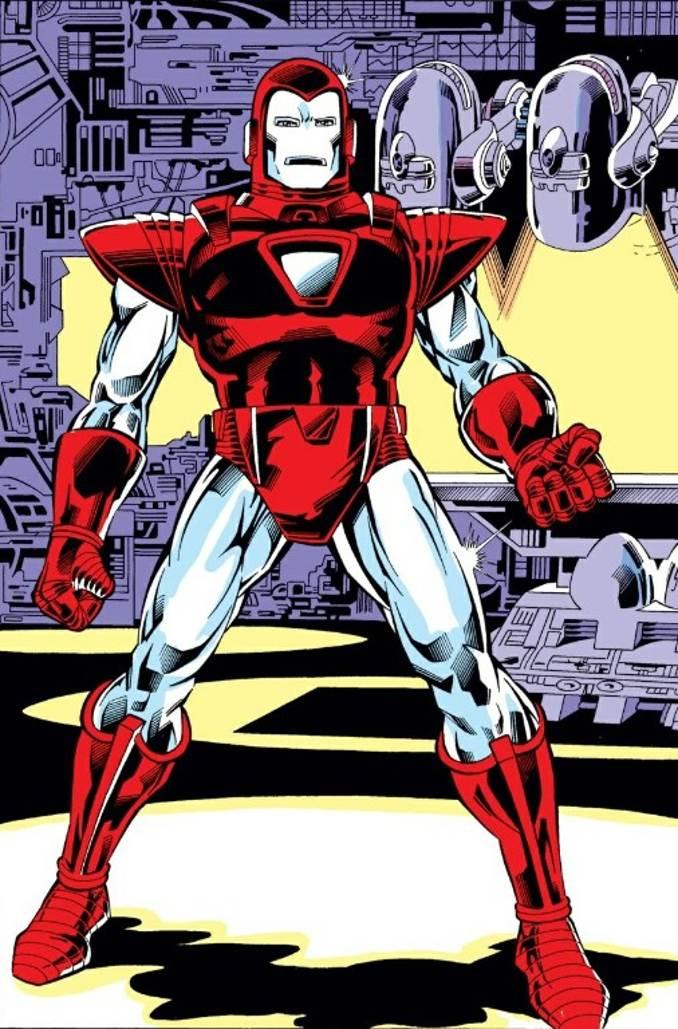 Iron Man chaîne unique rencontre un quiz narcissique