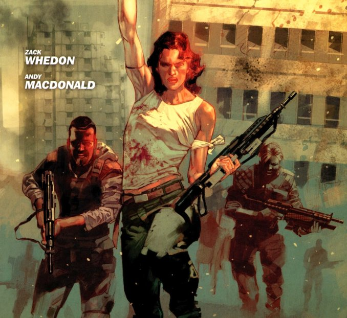 comics terminator 1984