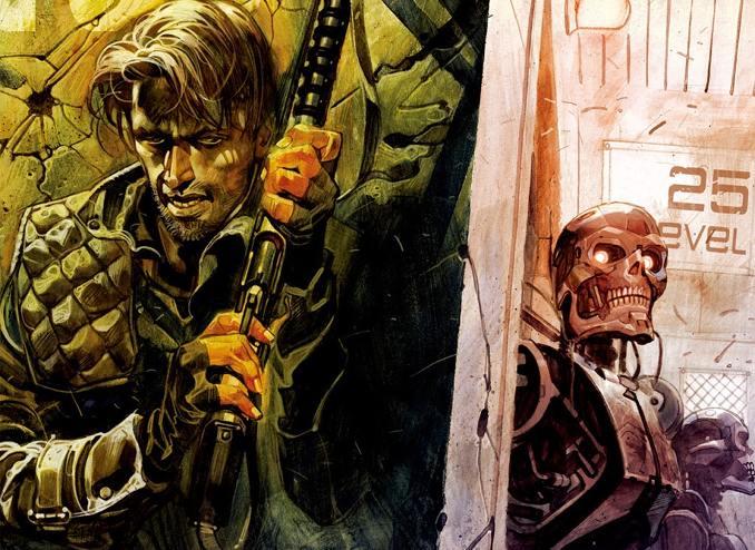 comics terminator 2029