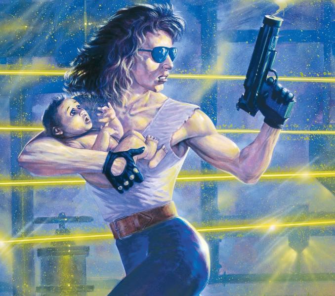 「The Terminator: Endgame」的圖片搜尋結果