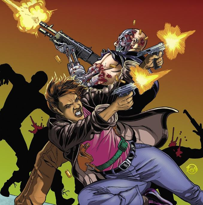 comics terminator enemy of my enemy