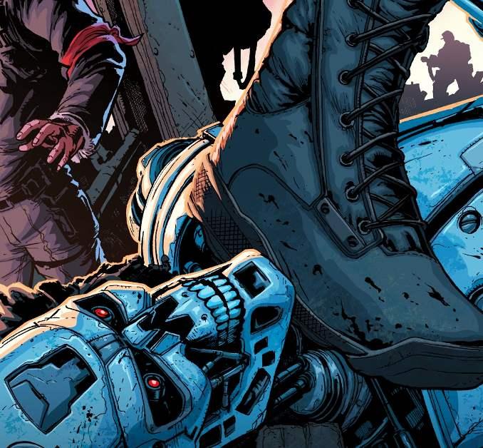 comics terminator salvation final battle