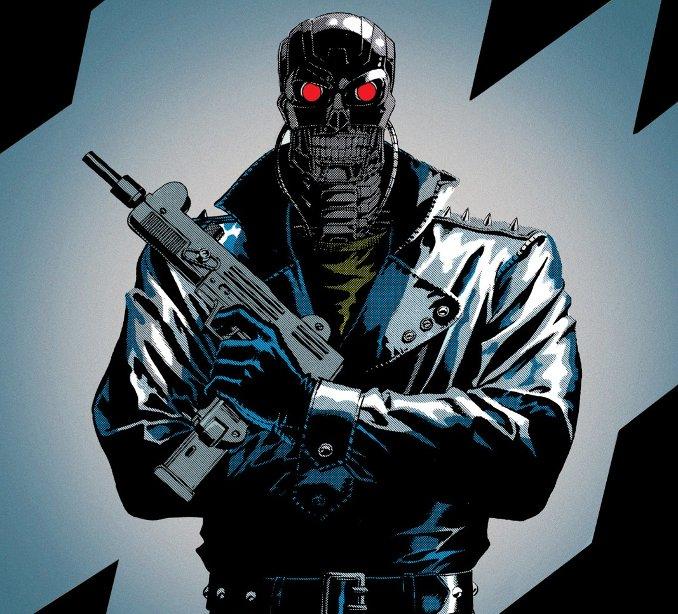 comics terminator secondary objectives