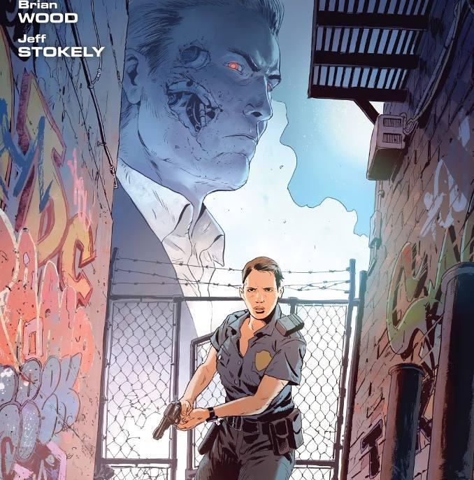 comics terminator sector war