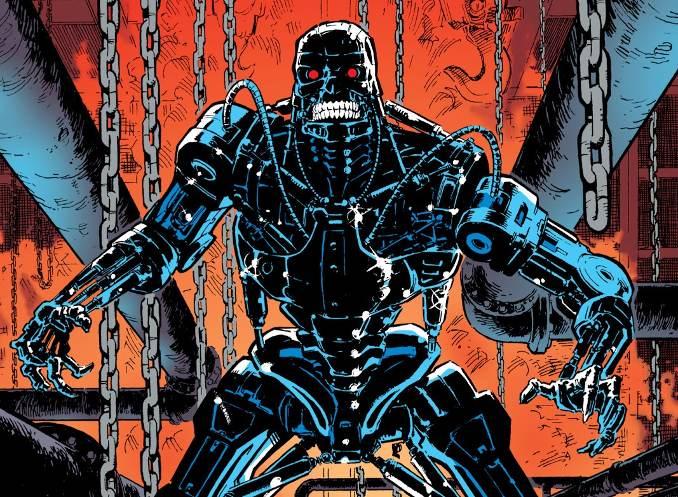 comics terminator tempest