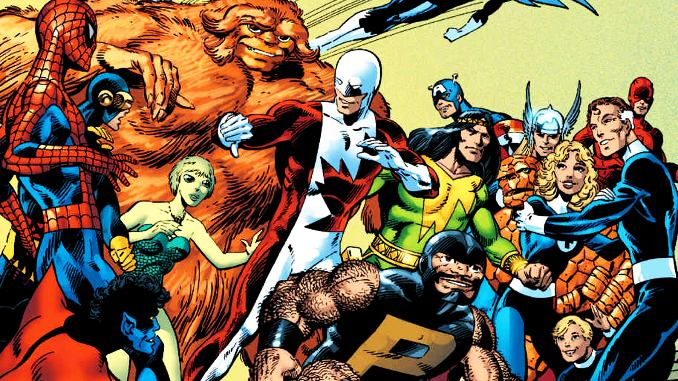 Alpha Flight Division Alpha