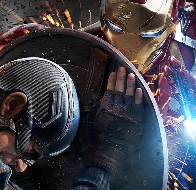 inspiration films Marvel MCU ère d'ultron captain america civil war