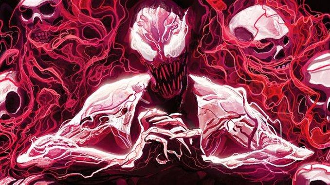 Carnage, le monde obscur : Venom et son rejeton affrontent Cthulhu ! [avis]