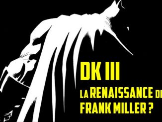 Batman Dark Knight III