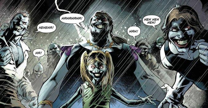 dick grayson robin titans revanche du joker
