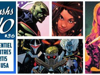 comics vo janvier 2019