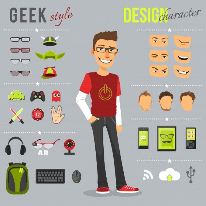 définition d'un geek