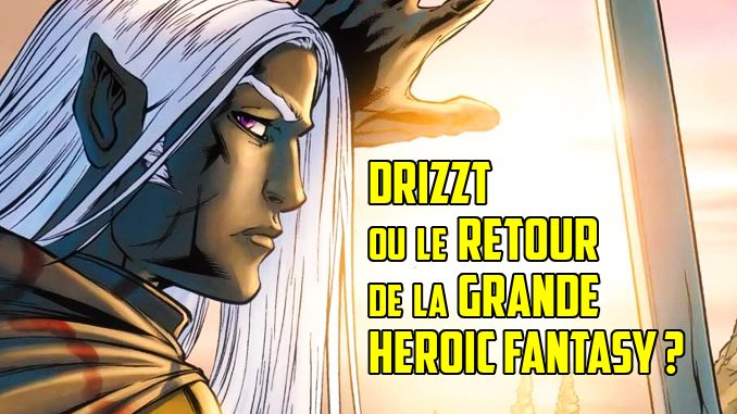 donjons & dragons royaumes oubliés drizzt forgotten realms D&D