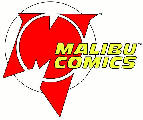 logo Malibu Comics