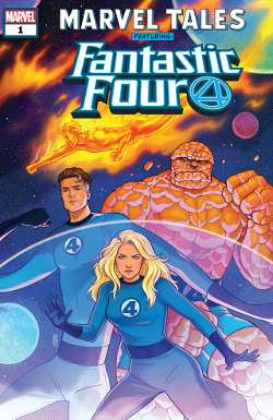 marvel tales fantastic four 1