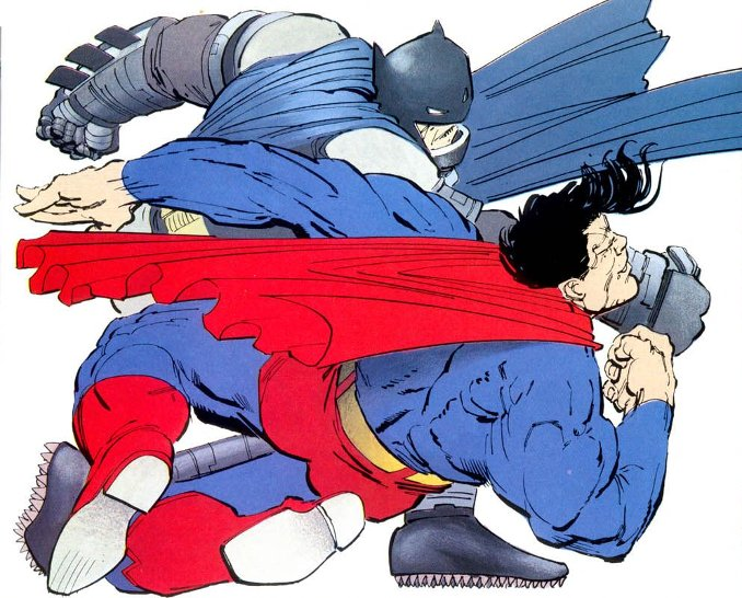 10 superhéros qui ont battu Batman