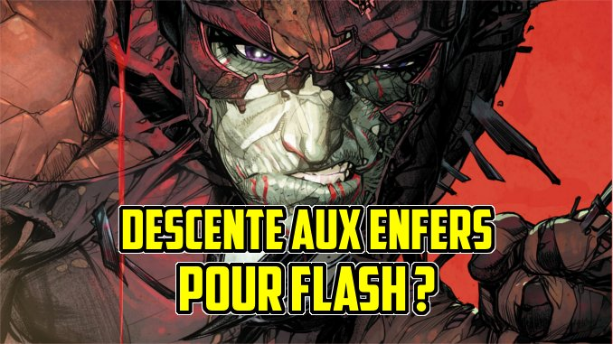 Flash Rebirth tome 4