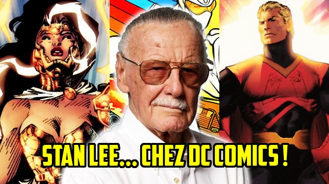 1 - Top Comics Just-imagine-quand-stan-lee-cree-les-plus-celebres-superheros-dc-comics