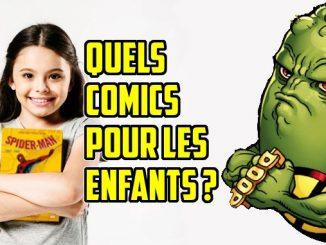 comics pour les enfants