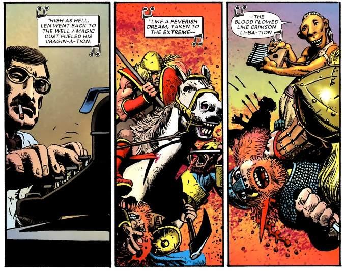 Starr le tueur Richard Corben