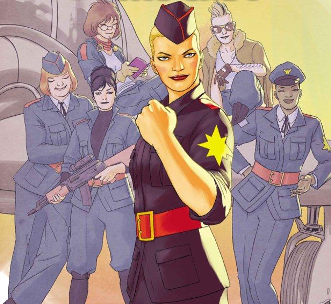 version alternative Carol Danvers