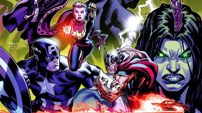 Avengers fresh start
