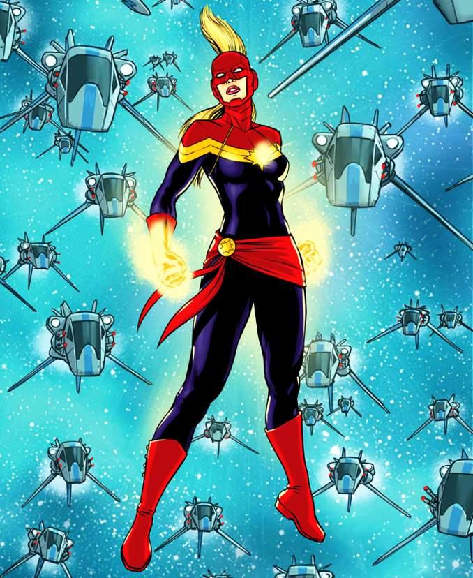 costumes captain marvel miss marvel carol danvers