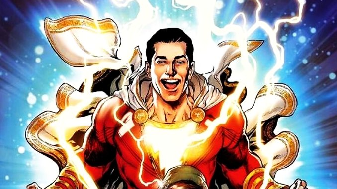 1 - Top Comics Shazam-par-geoff-johns-version-20e-siecle-du-superheros-et-probable-inspiration-du-film