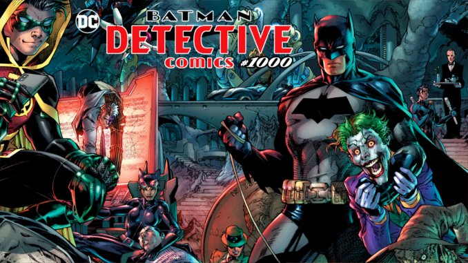 1 - Top Comics Detective-comics-1000-avis-critique-review-80-ans-de-batman-occasion-manquee