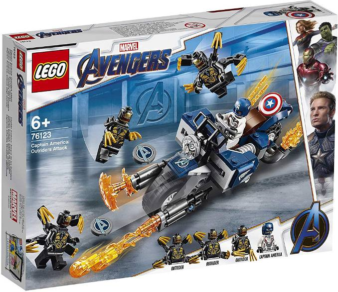 (image © Marvel Studios, Lego)