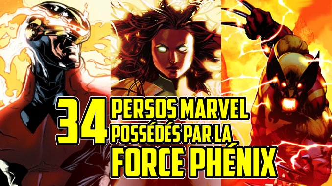 Top Comics - Page 2 Force-phenix-personnages-marvel-hotes