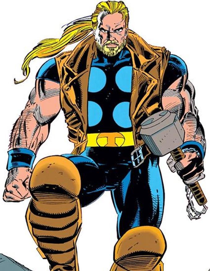 Digne Mjolnir marteau Thor