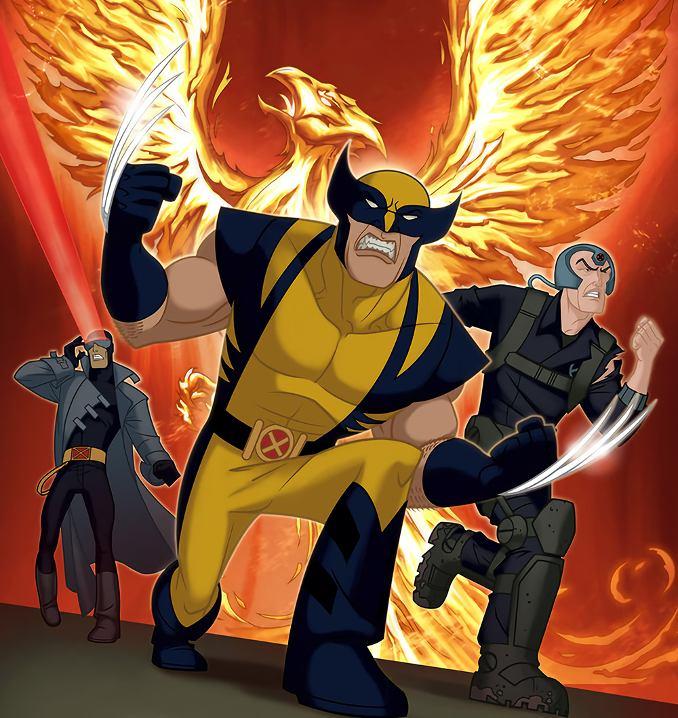 Wolverine Et Les X Men Et Si On Tenait La Meilleure Serie Animee X Men Top Comics