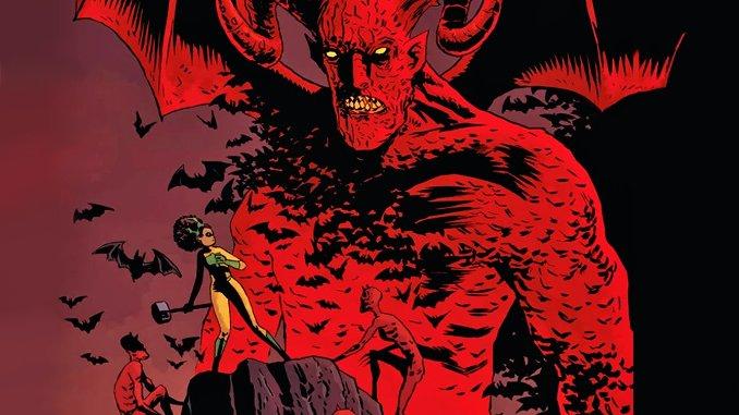 Black Hammer, tome 3 : Jeff Lemire révèle le secret le plus important de son univers ! [avis]