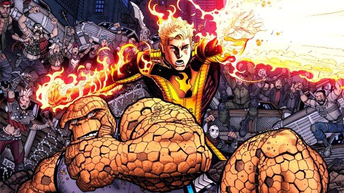 Marvel 2-In-1 : le grand retour des 4 Fantastiques, c'est ici ! [avis]