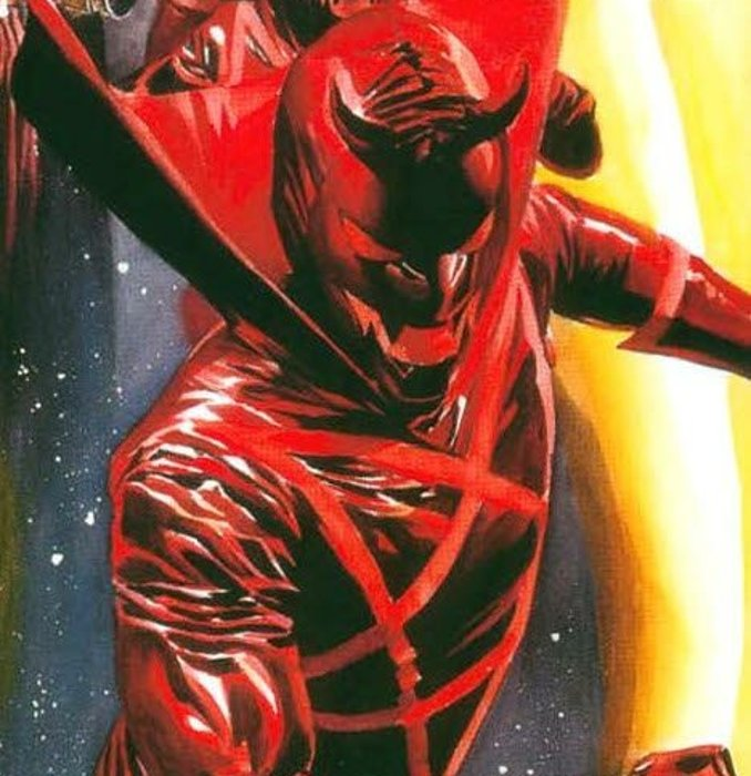Earth-X Daredevil