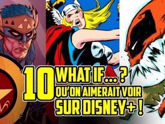What if…? Disney+