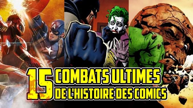 combats comics