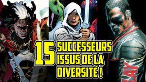 diversité comics
