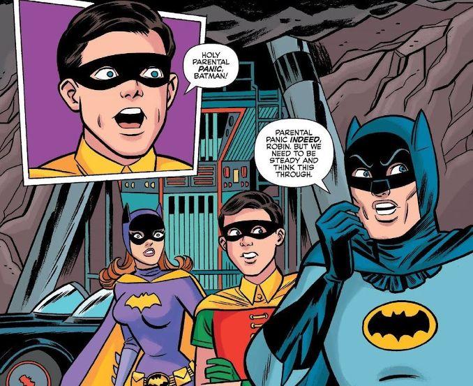 Batman années 60