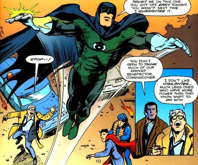 Batman Green Lantern